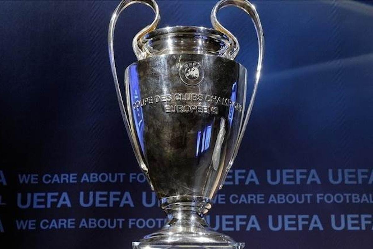 Parte la nuova Champions League con 4 italiane in gara