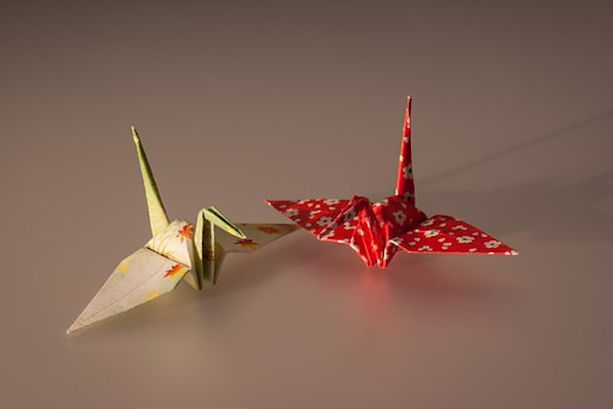 La gru origami: origine, simbolo e tradizione.