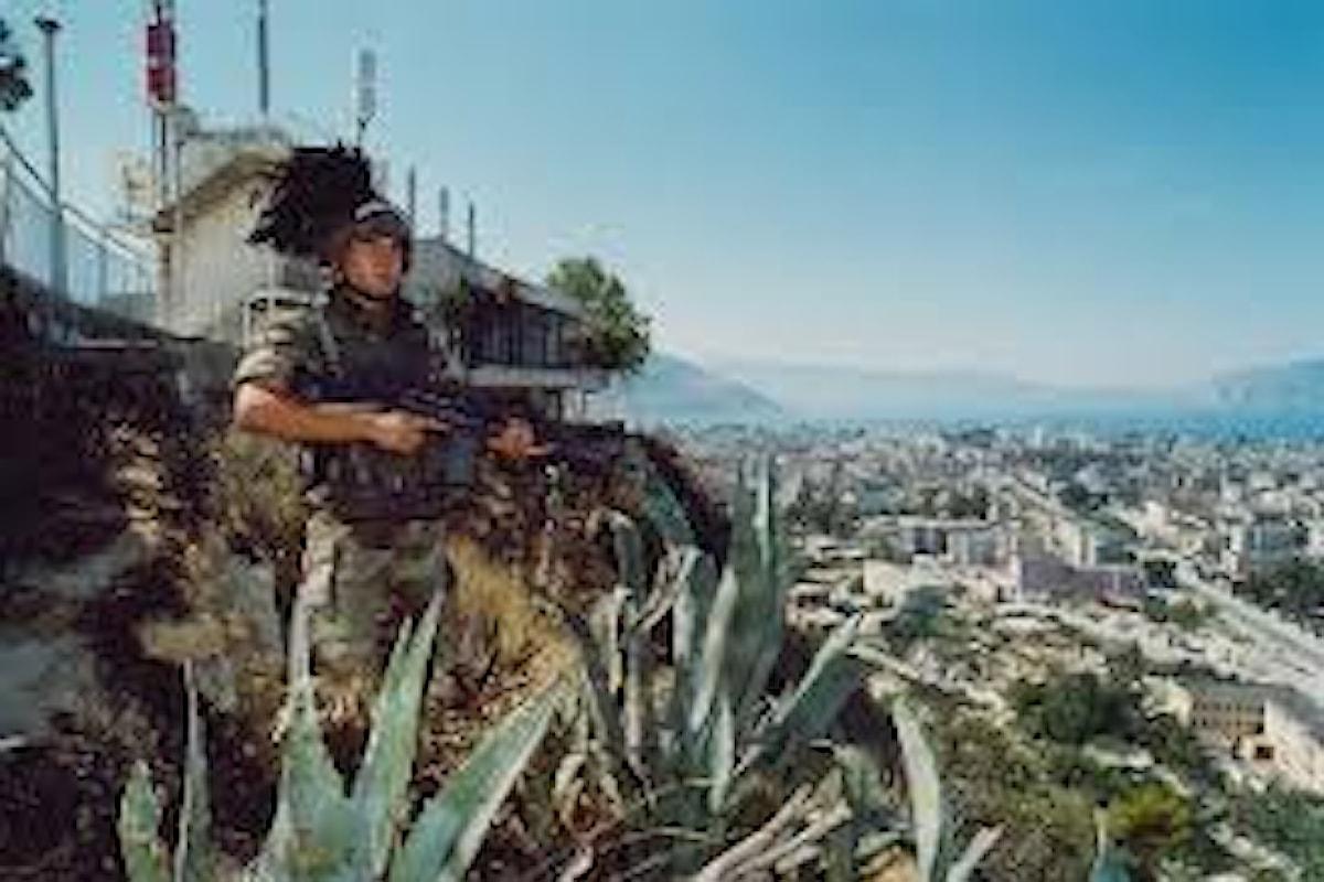 Roma, l'Esercito commemora il ventesimo anniversario dell'Operazione Alba