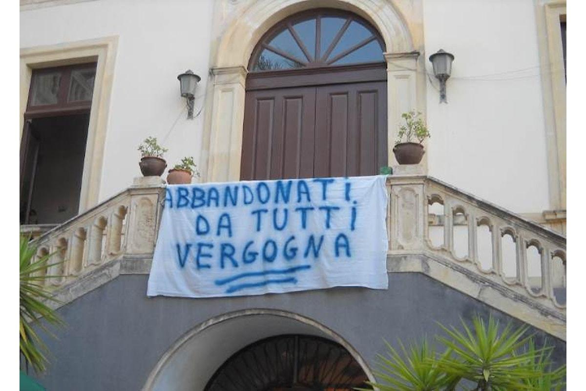 Il Movimento Sociale FT al fianco dei lavoratori IPAB di Acireale