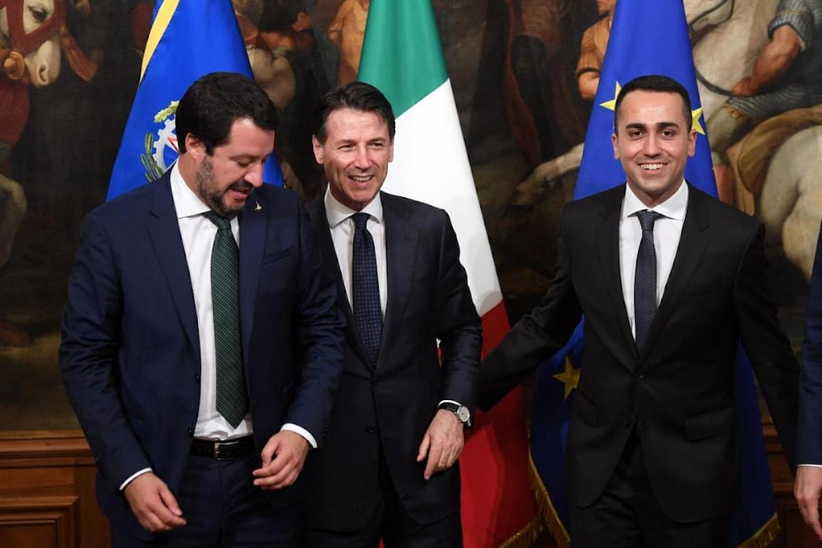 Salvini, Di Maio, Lega, 5 Stelle...