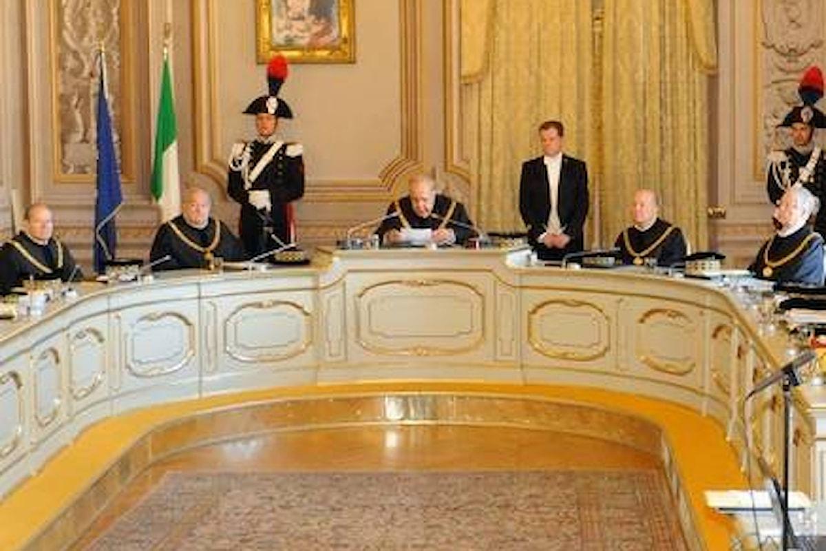 La Consulta blocca Renzi. Bocciato lo Sblocca Italia
