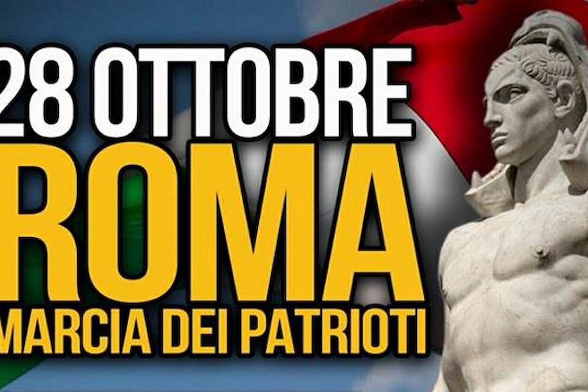 A Forza Nuova Minniti nega la marcia su Roma il 28 ottobre