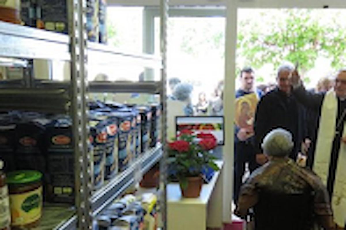 EmporioRimini, il primo supermercato per i più bisognosi dove si fa la spesa senza soldi