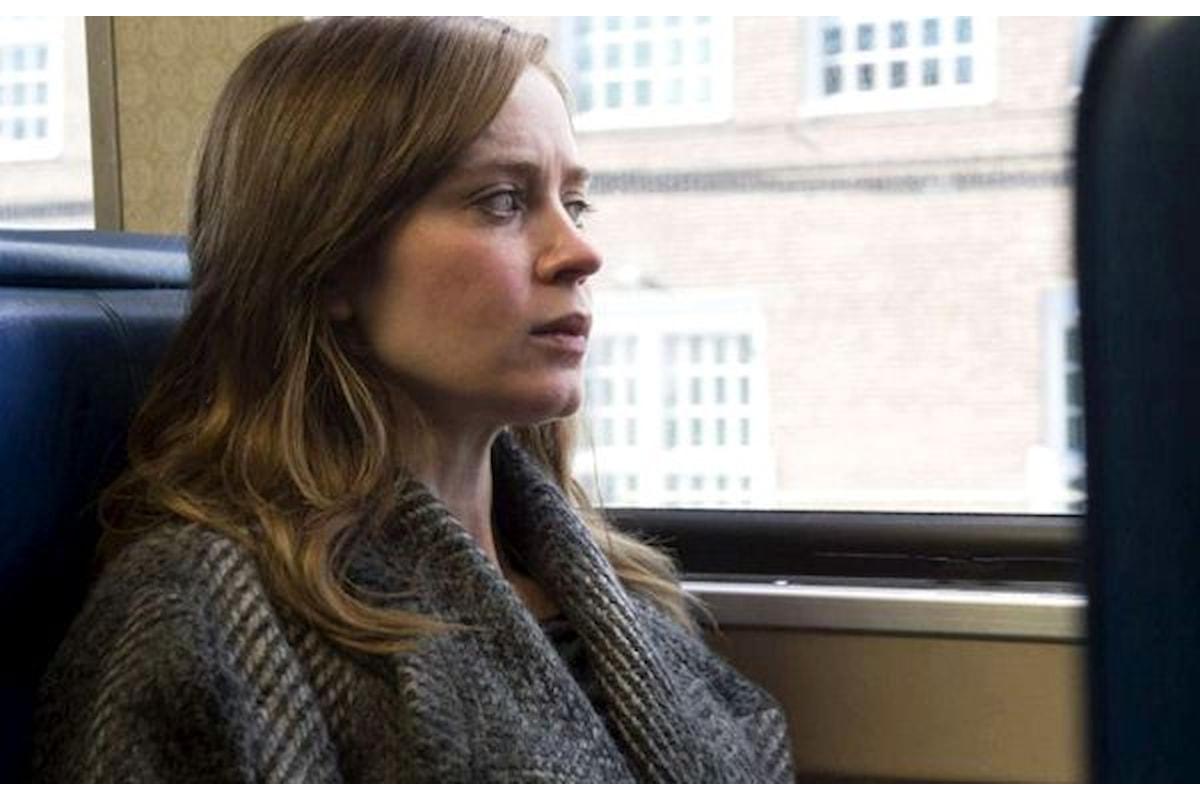 Film: La ragazza del treno. Sesso, gelosie e tradimenti