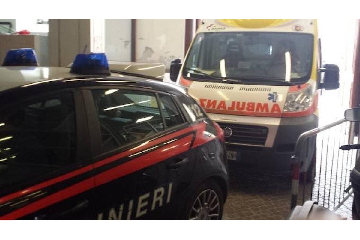 Ispani (SA): si schianta contro un pilastro di cemento, muore 54enne