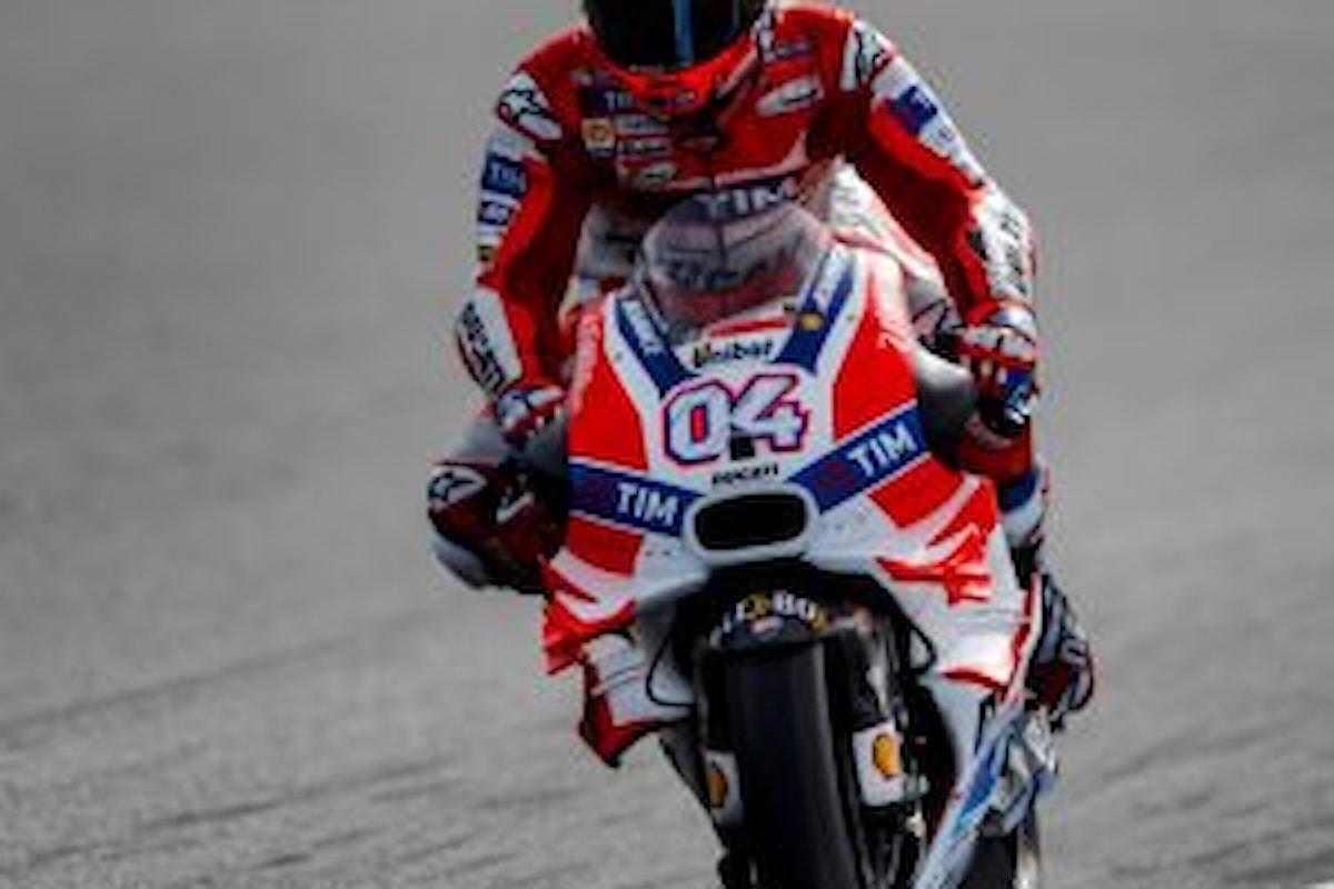 Ottima partenza per le Ducati al Gran Premio del Giappone
