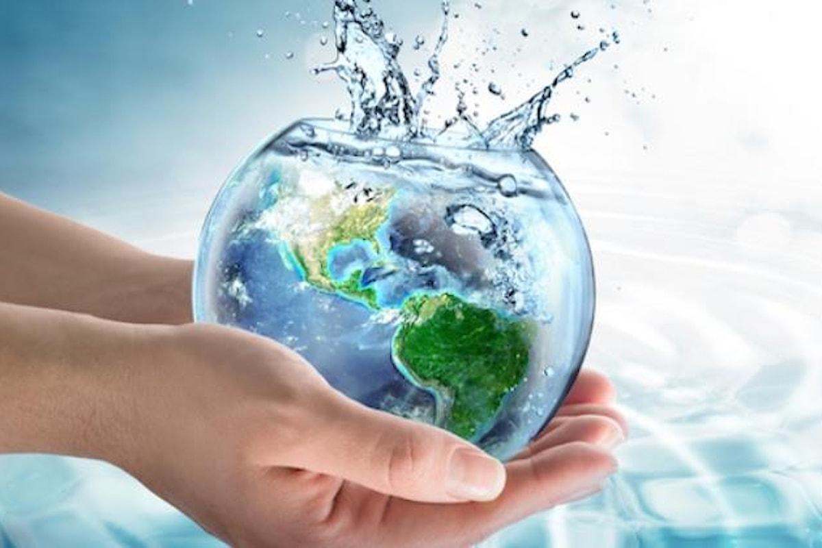 Raccolti 65 progetti da 4 continenti per WaterFirst!, la sfida lanciata sul tema dell'acqua da Seeds&Chips