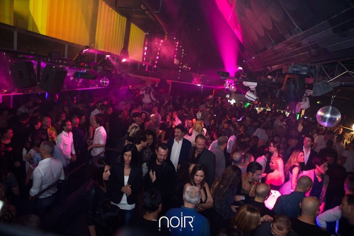 Noir Club & Restaurant - Lissone (MB): Gran Galà Capodanno 2018 ed un weekend intenso in arrivo