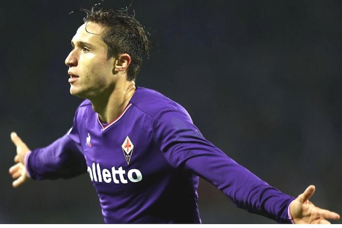 La Fiorentina riparte da Chiesa con un nuovo contratto fino al 2022