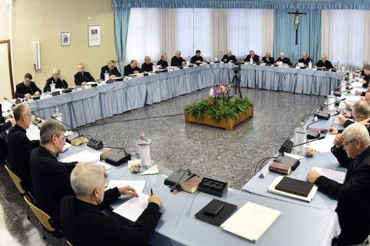 L'Italia a marzo 2016 nel resoconto della CEI