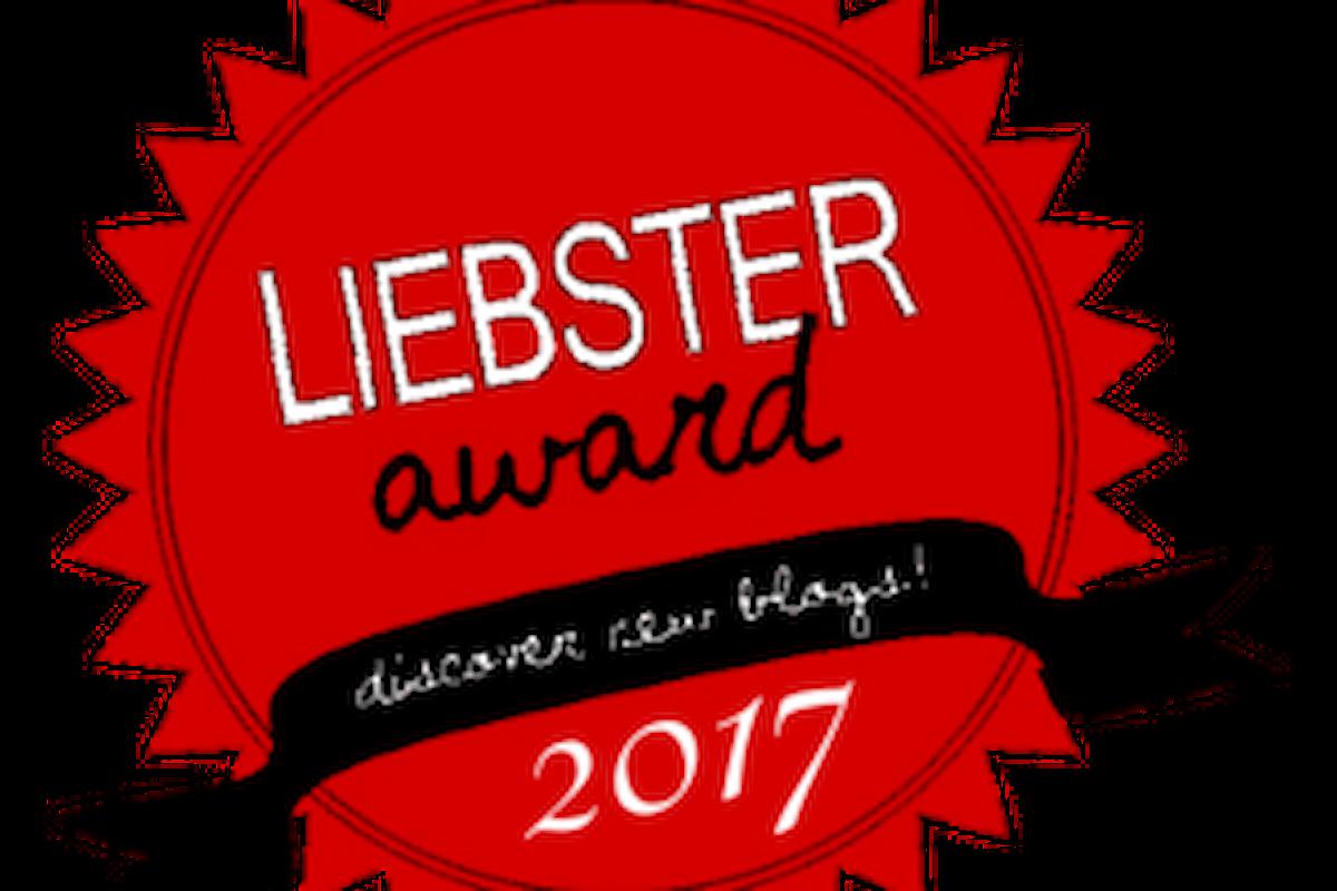 Il blog lasottilelinearossa insignito del Liebster Award 2017