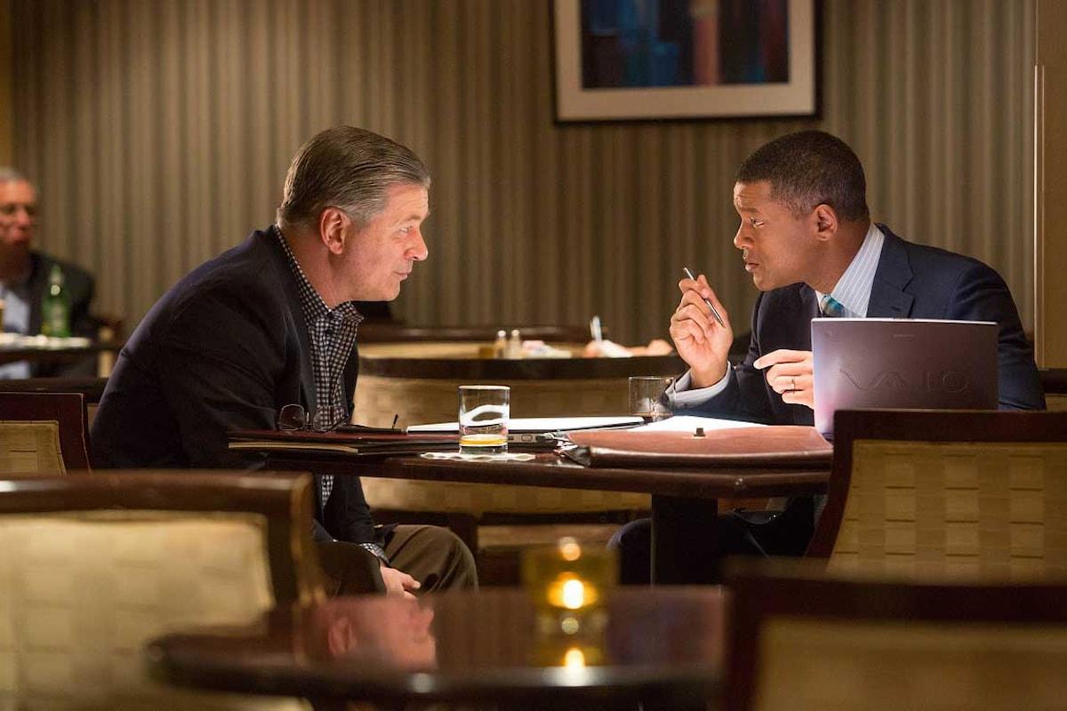 Will Smith e Alec Baldwin: Zone d'Ombra