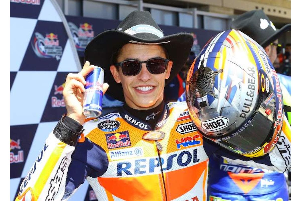 MotoGP, questo fine settimana si corre ad Austin. Ancora nessuna decisione su Marquez
