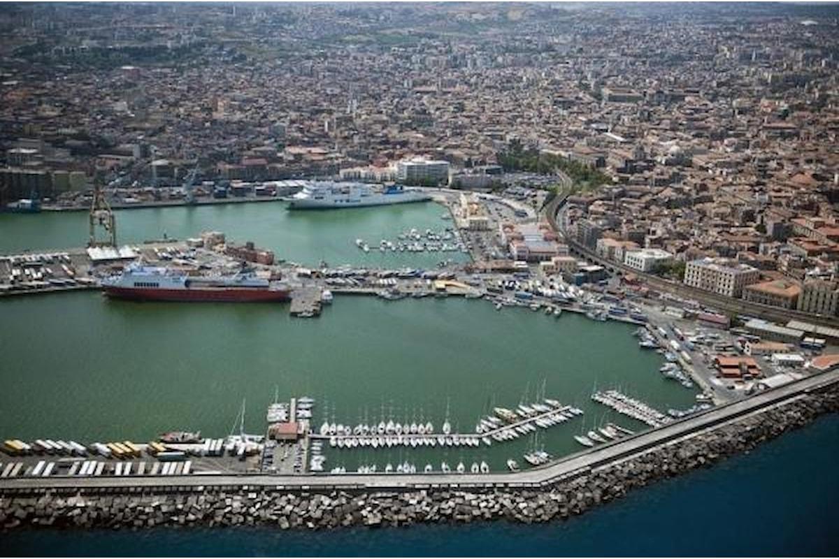 Porto di Catania, il sindaco Bianzo sigla accordo per apertura alla città