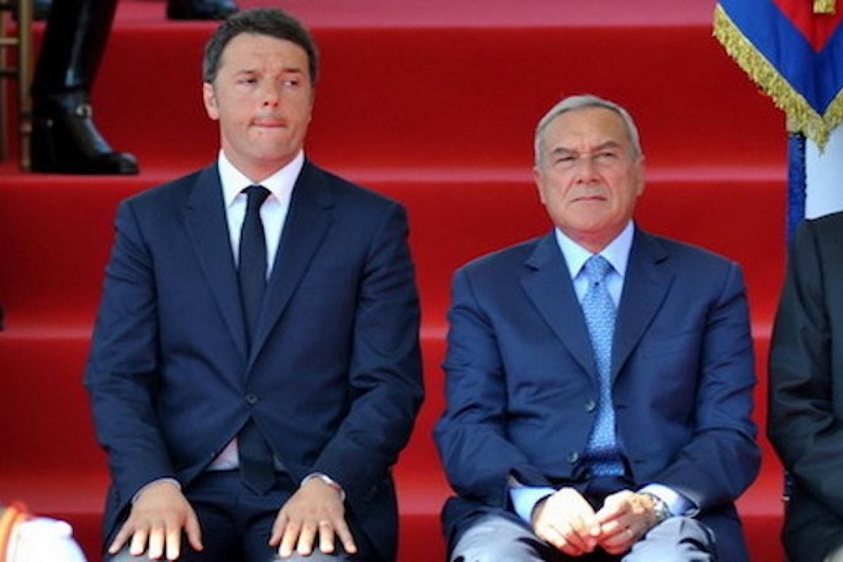 Pietro Grasso è diventato un nemico del popolo, perché ha svelato che cos'è il Pd di Renzi