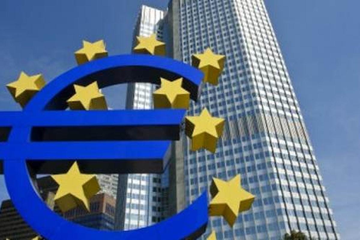 BCE prudente, la stretta si allontana e l'euro scende