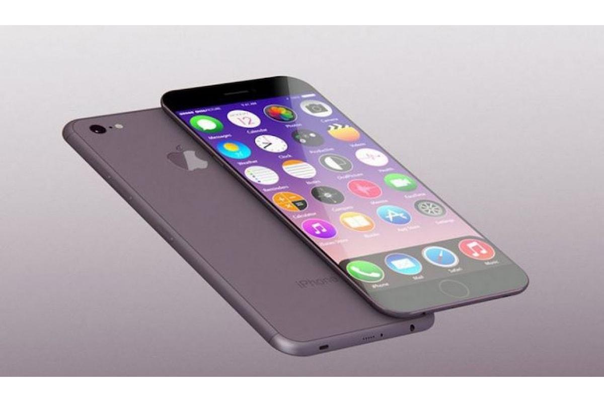 Apple pronta nel 2017 con iPhone 7 in vetro