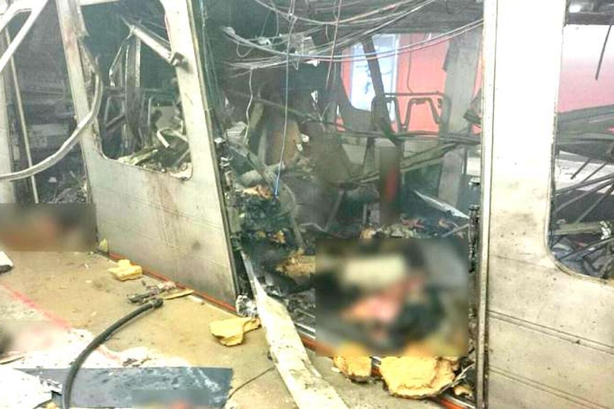 Video ed immagini degli attentati di Bruxelles