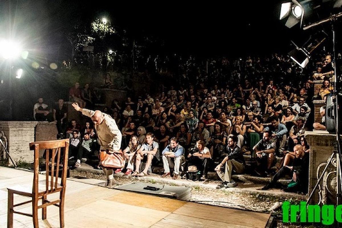 Roma Fringe Festival 2017. Sono aperte le iscrizioni fino al 16 aprile