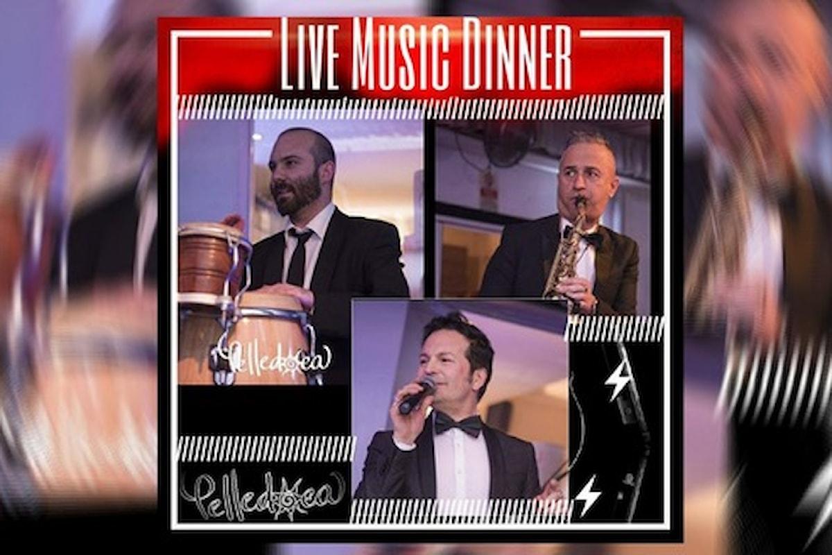 12 aprile, Live Music Dinner con John Biancale al Pelledoca Milano