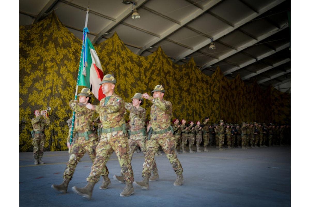 Afghanistan, gli Alpini della Taurinense al comando del Train Advise Assist Command West