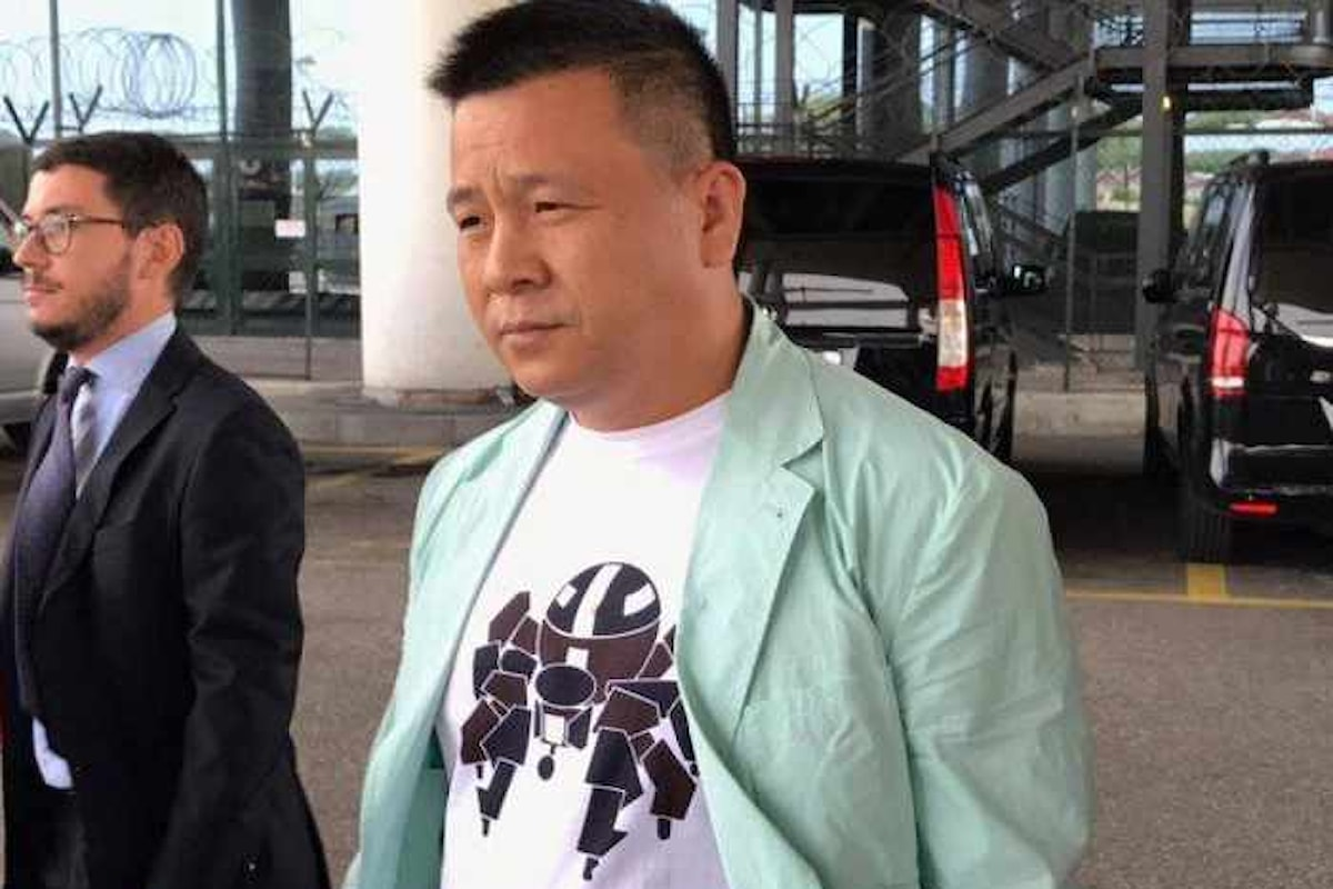 La proprietà cinese del Milan è di nuovo in bilico, Yonghong Li a breve deve versare 10 milioni