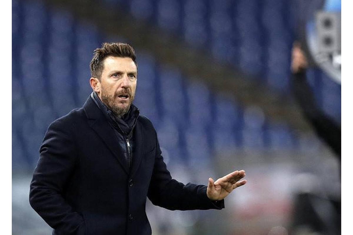Il Var e l'arbitro protagonisti in negativo anche in Roma - Genoa