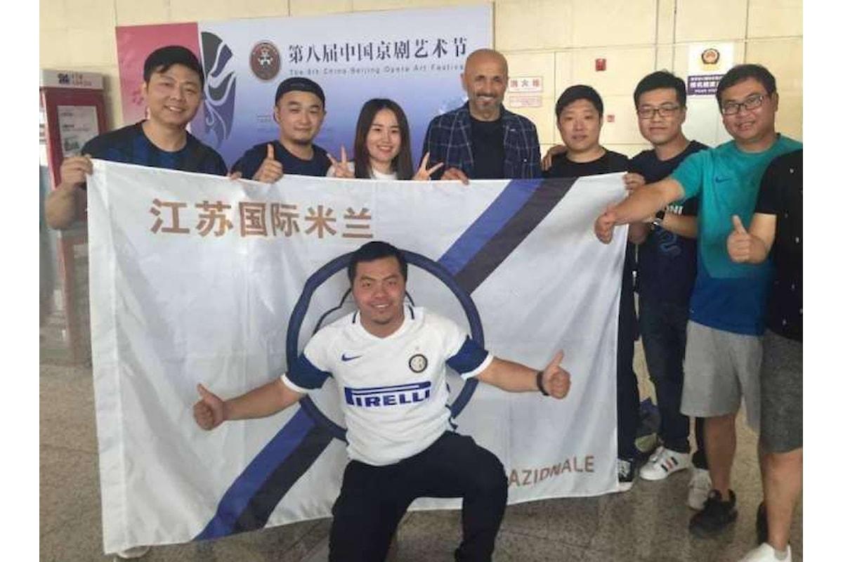 Il calcio italiano? In Cina a rapporto da Zhang Jindong