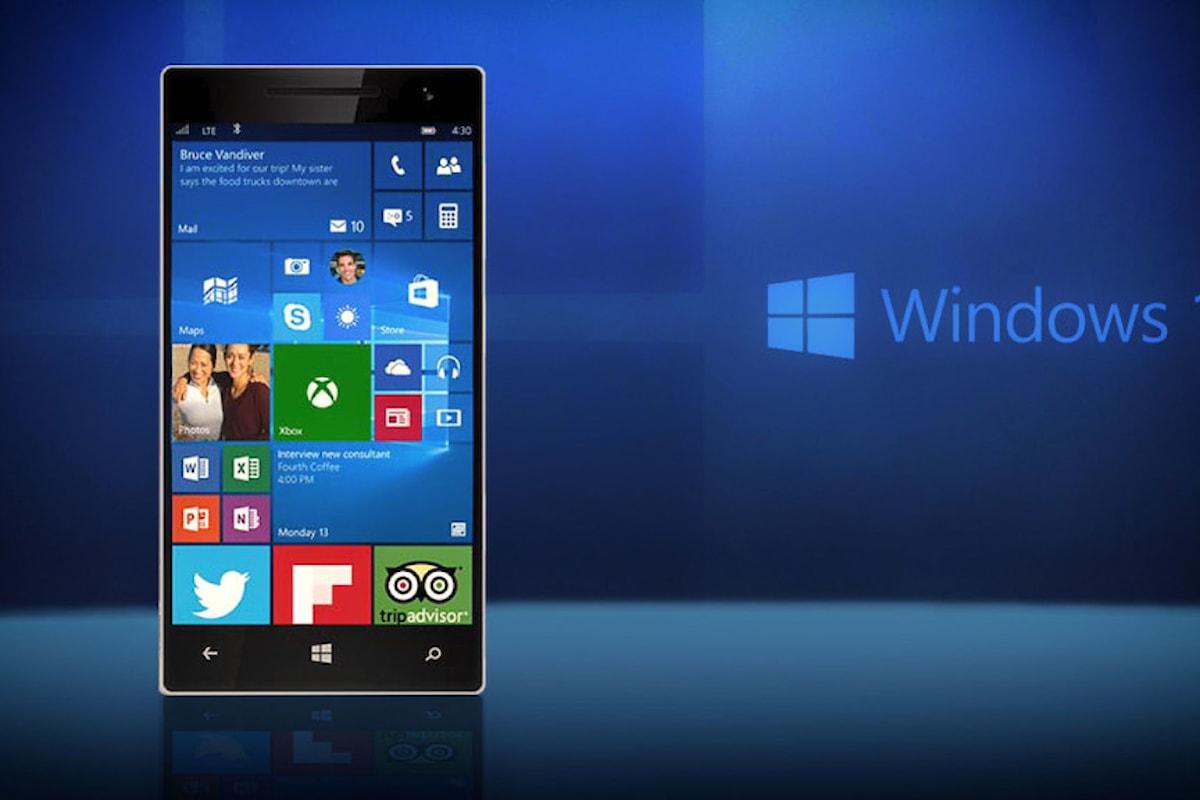 L'evoluzione di Windows mobile: da windows phone 7 fino ad arrivare a Windows 10 mobile