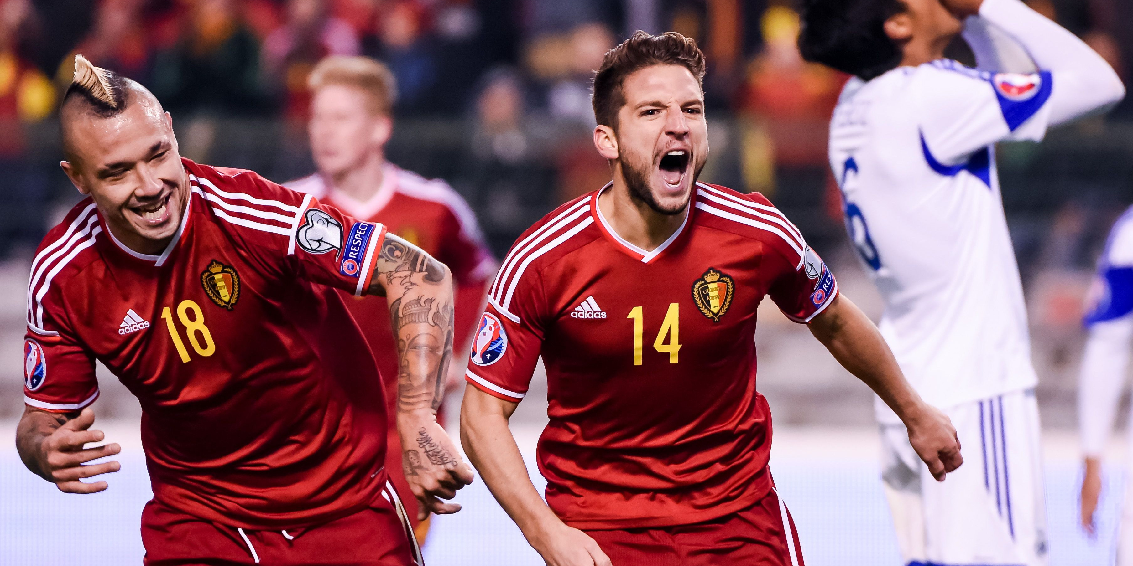 Euro 2016, analizziamo la rosa del Belgio (Gruppo E)
