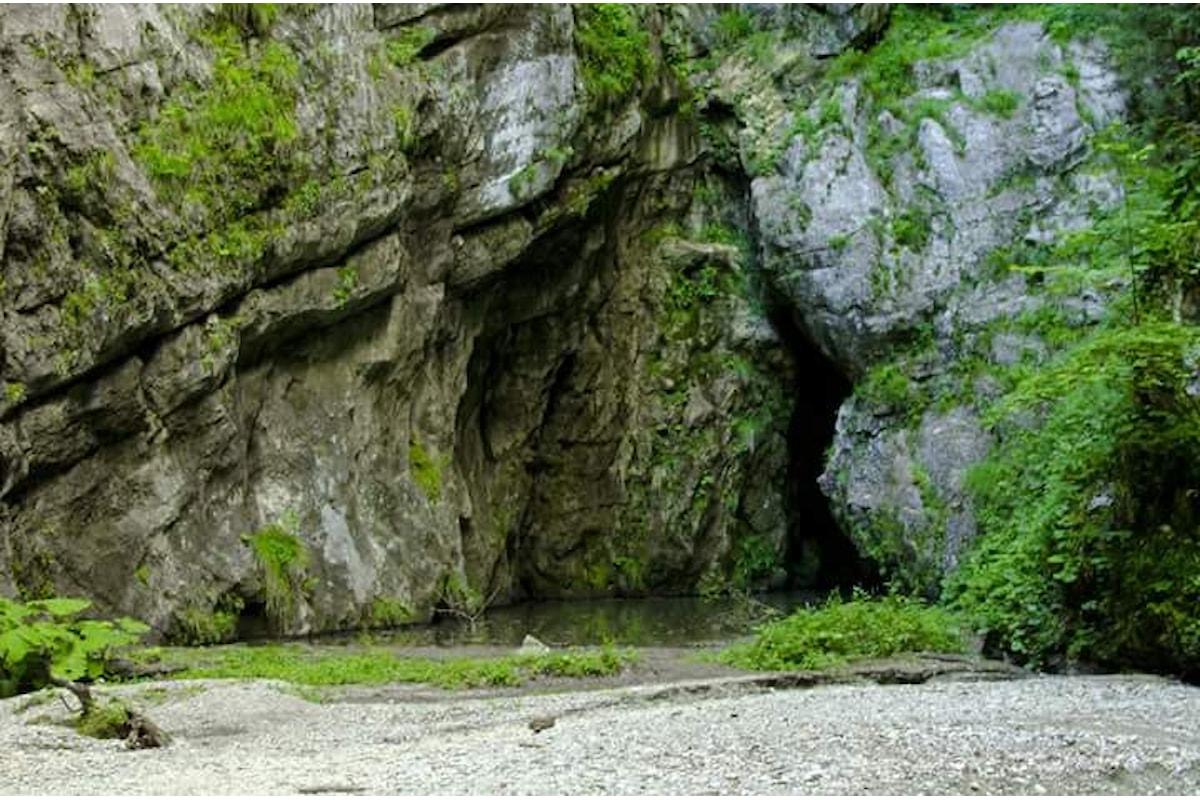 Sanza (Sa): Inghiottitoio di Vallevona, la natura da esplorare