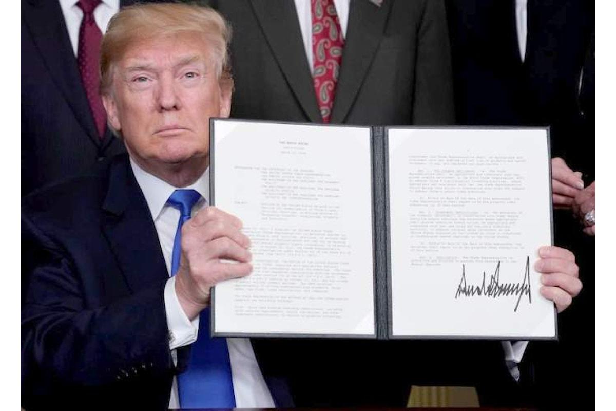 La Cina risponde, per ora in modo leggero, alle sanzioni di Trump