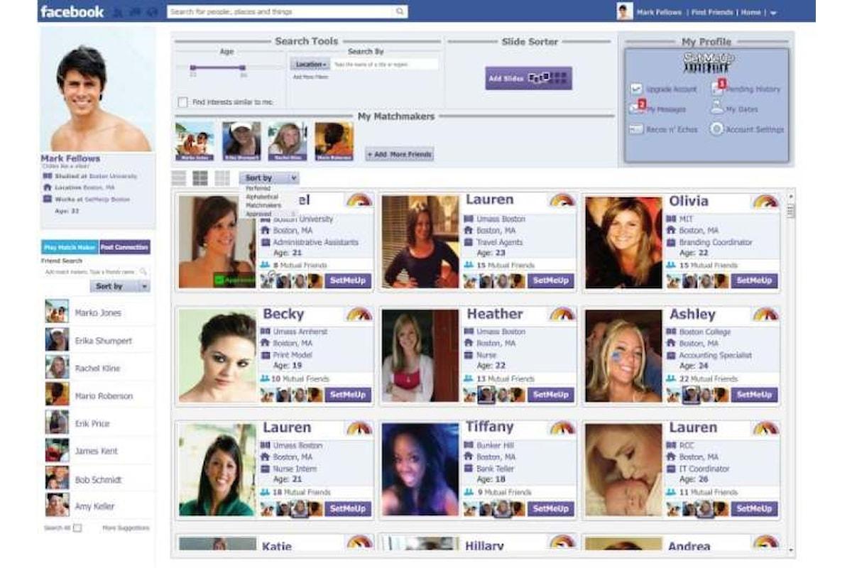 Troppi single? Facebook lancia Incontri, ma attenzione all'infedeltà coniugale