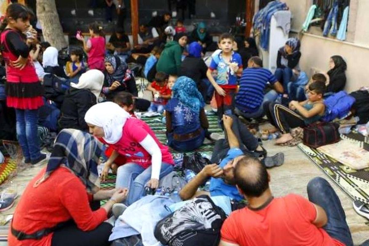 L'accoglienza dei profughi nelle parrocchie ad un anno dall'appello di Papa Francesco