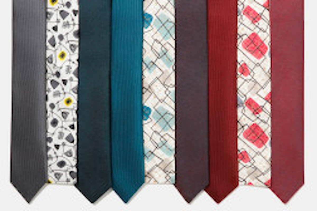 Cravatte: la moda uomo intramontabile