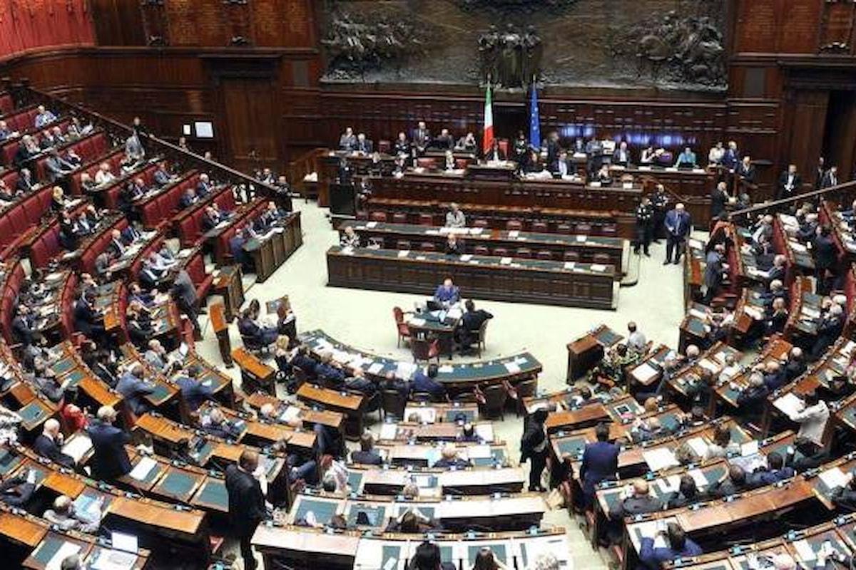 La legge di bilancio approda alla Camera per l'approvazione definitiva