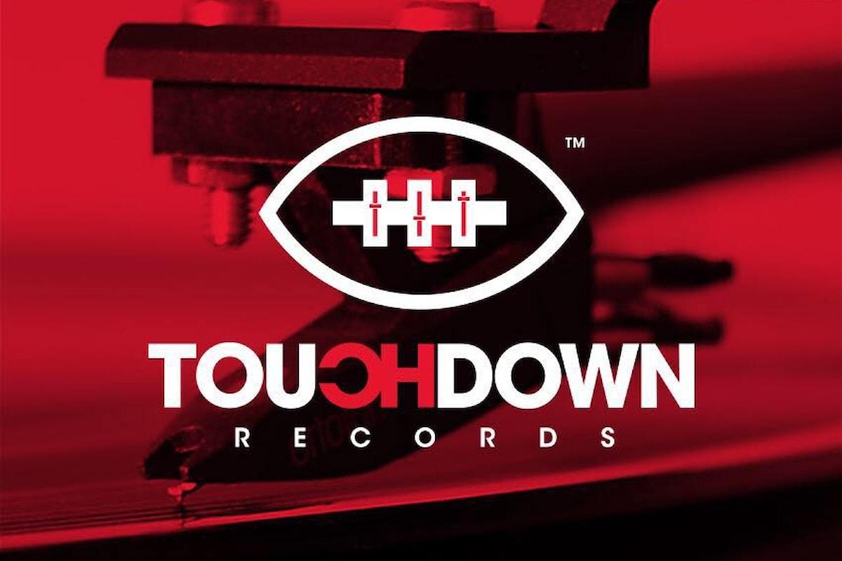 Braco Diego Costa su Touch Down Records
