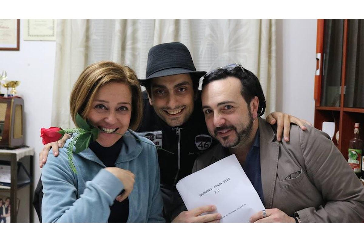 Maria Rosaria Virgili e James La Motta, madre e figlio nella prima ed unica audio serie italiana sul web