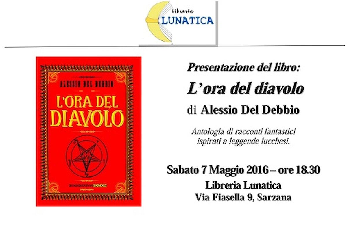 Presentazione del libro L'ora del diavolo a Sarzana