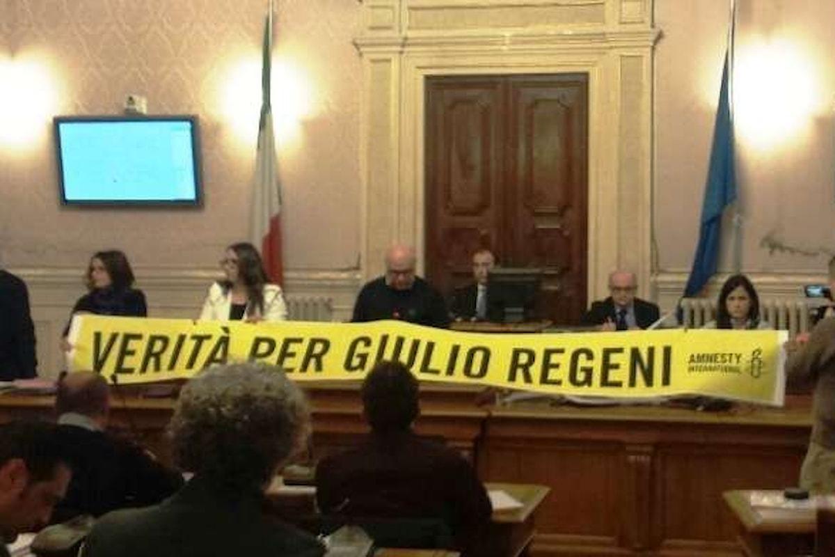 Faccia pressioni sull'Egitto. Il governo italiano messo alle strette dai genitori di Regeni