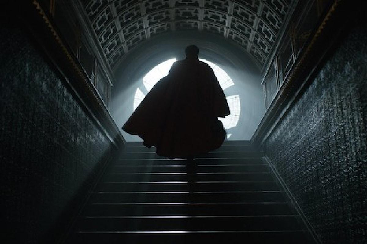 Il trailer in italiano di Doctor Strange