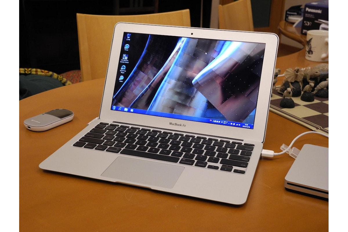 Apple   è arrivata la fine per i MacBook Air ?