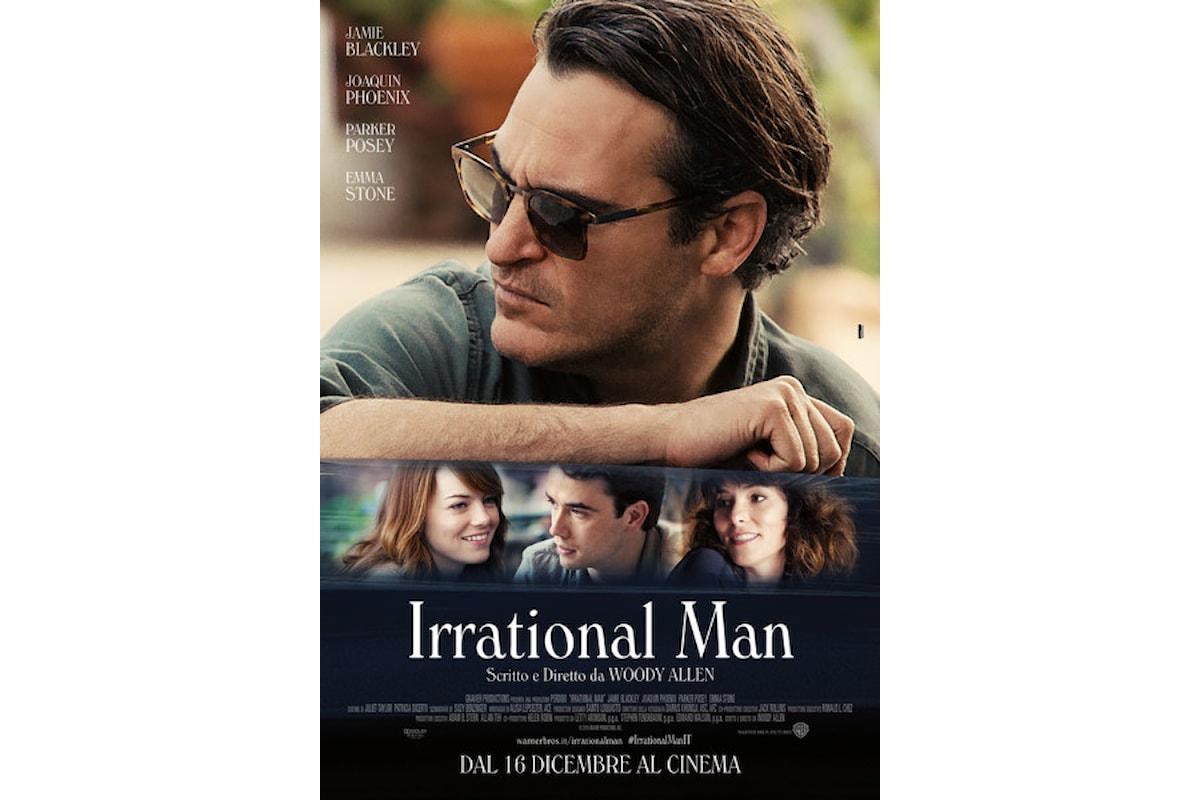 Visioni d'artista: al cineforum con un Irrational Man