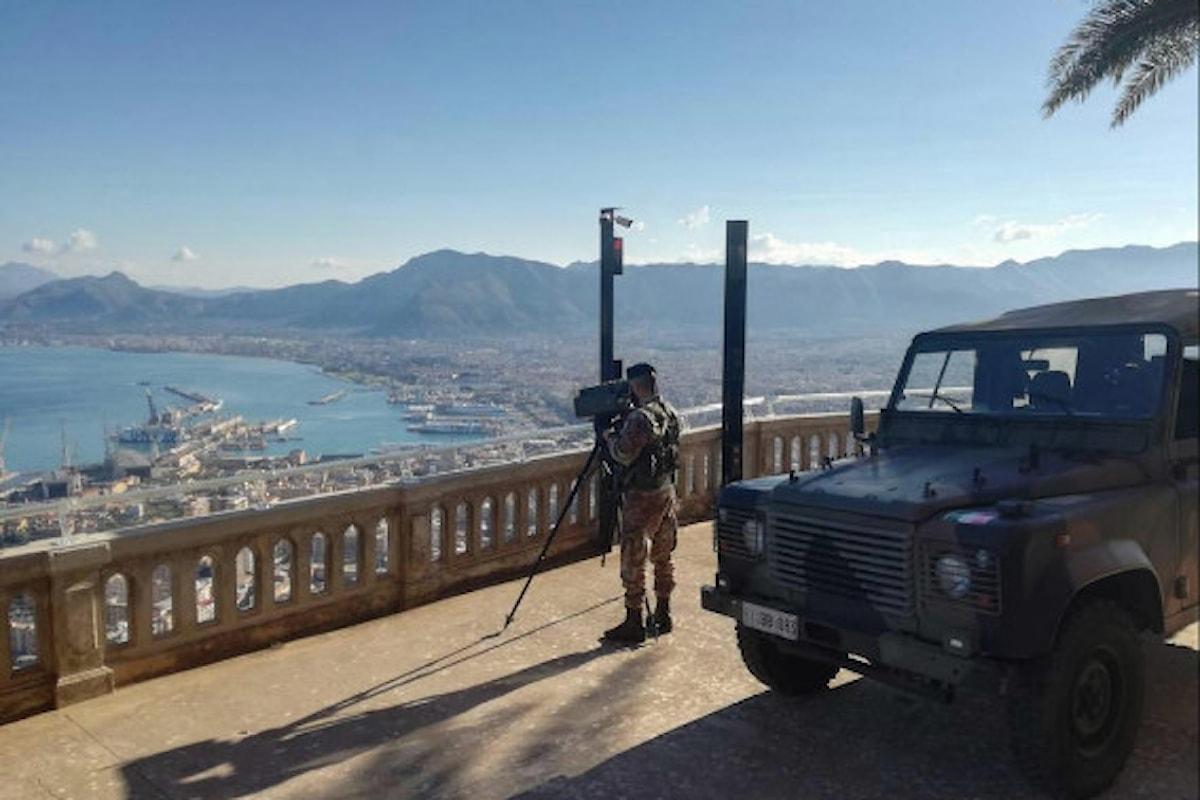 Palermo, le Forze Armate hanno fornito supporto durante la conferenza internazionale sulla Libia