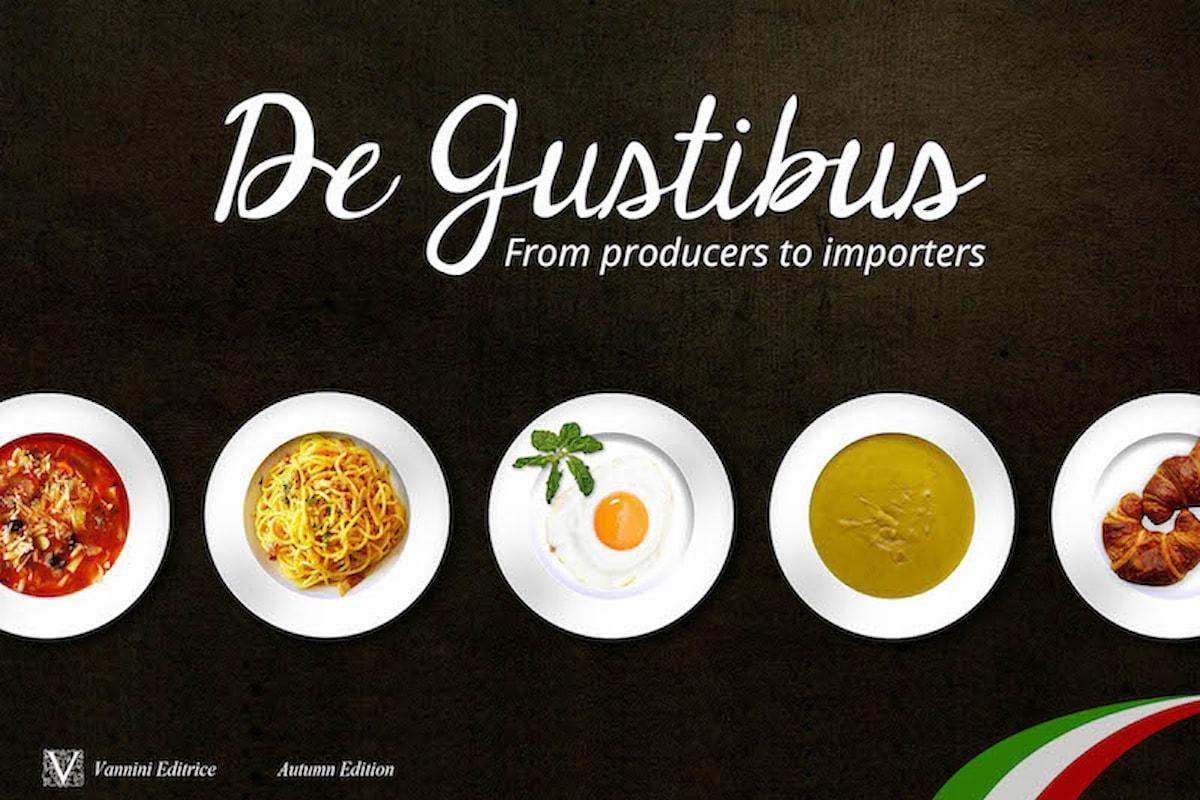 De Gustibus: una guida di prodotti tipici per gli importatori stranieri