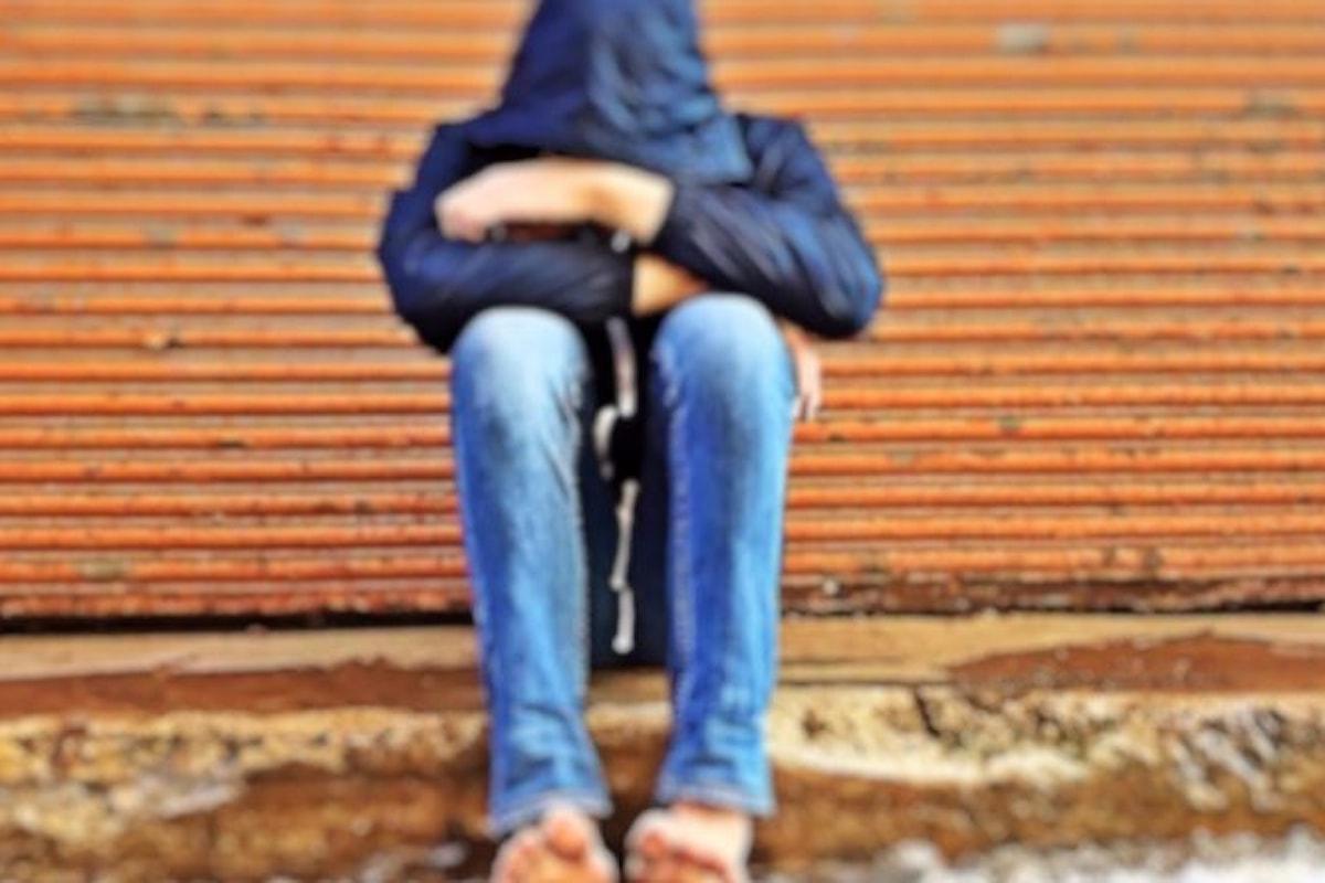 Tredicenne scappa di casa per colpa dei bulli