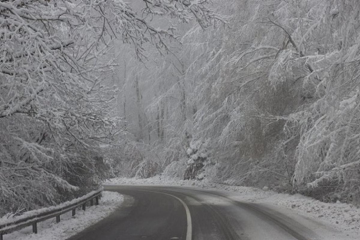 Protezione Civile Campania, nuova allerta per nevicate e gelate