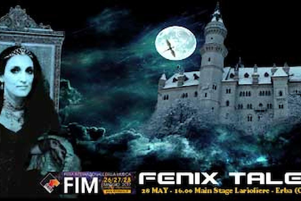 Fenix Tales live al FIM2017