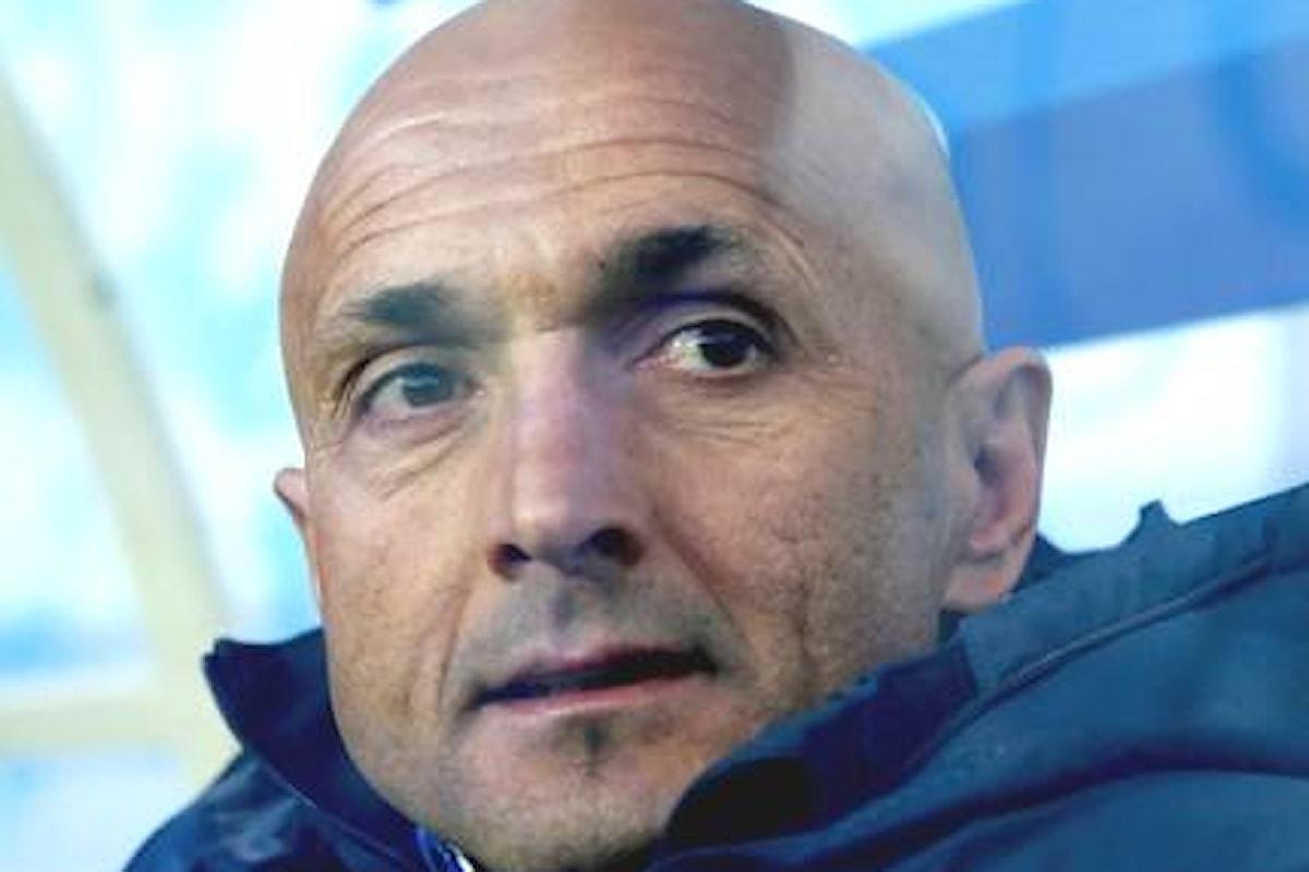 Spalletti è il nuovo allenatore. Sostituisce Garcia alla guida della Roma